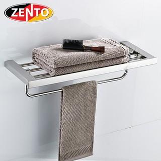 Giá để đồ kết hợp treo khăn inox304 ZENTO – HC5812