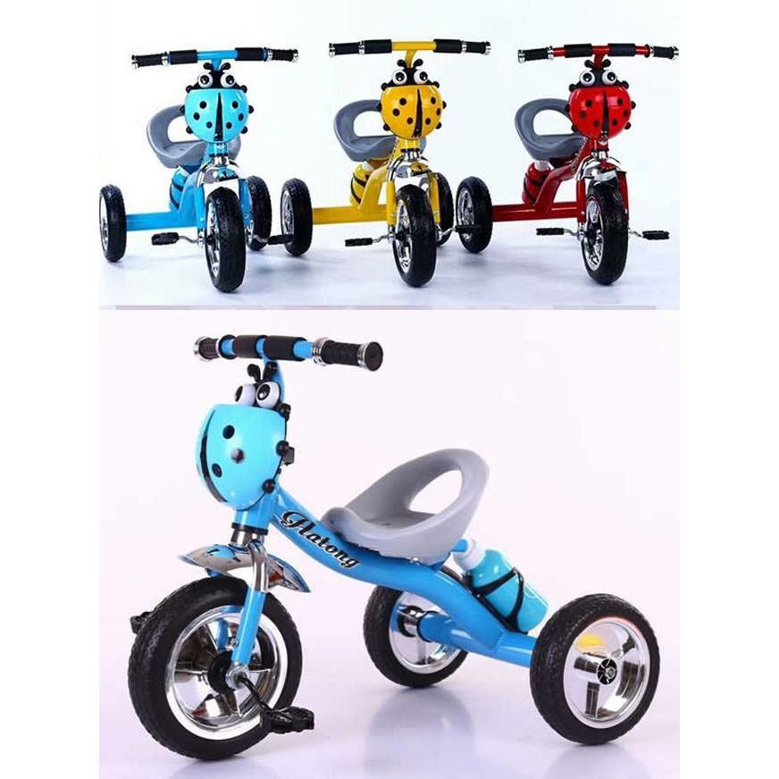 Xe đạp 3 bánh có giỏ