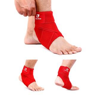 Đai quấn co giãn bảo vệ tốt cho cổ chân khi chơi thể thao
