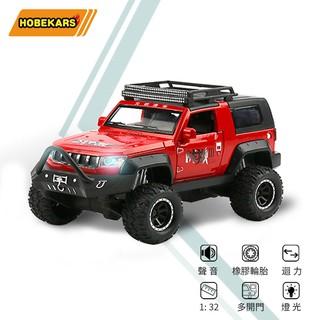 Mô Hình Xe Hơi Jeep Bigfen 3 Bằng Hợp Kim Tỉ Lệ 1: 32