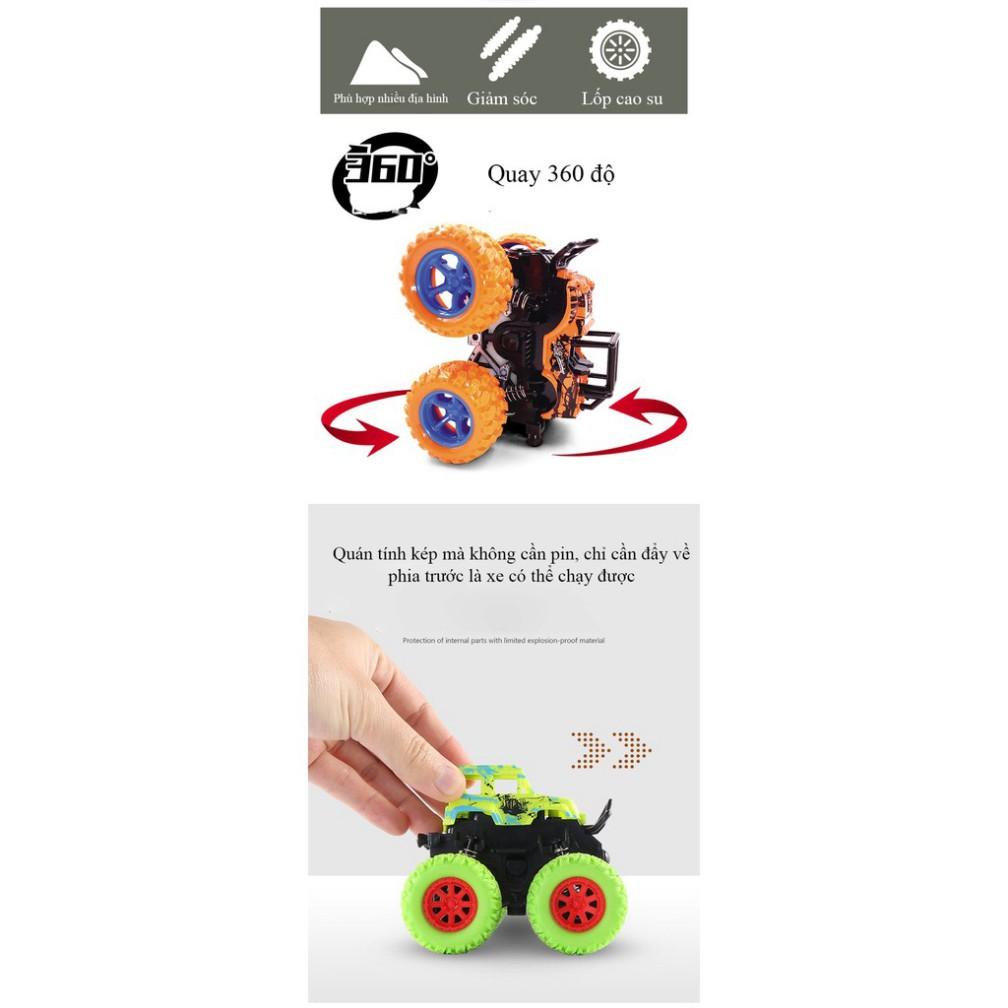 [Nhung bebu] Xe ô tô đồ chơi quán tính chạy đà cho bé nhiều màu sắc,chạy rất xa, bền bì, nhựa ABS an toàn