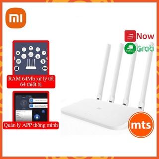 Router Wifi AC1200 Xiaomi 4A bản 100M quốc tế bộ phát wifi băng tần kép chính hãng – Minh Tín Shop