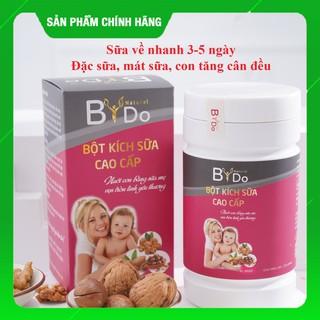 Bột ngũ cốc lợi sữa ⚡𝐅𝐑𝐄𝐄 𝐒𝐇𝐈𝐏⚡ Bido 600 gram, đặc sữa, mát sữa, lợi sữa về nhiều 3-5 ngày, bé ăn ngon, tiêu hóa tốt
