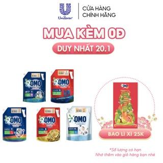 Coupon sản phẩm Túi Nước Giặt OMO Matic 2.9kg/3.1kg