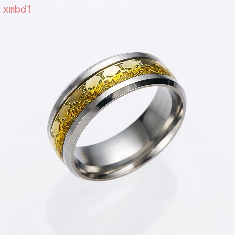 ( HÀNG có sẵn ) Nhẫn kim loại thiết kế độc đáo