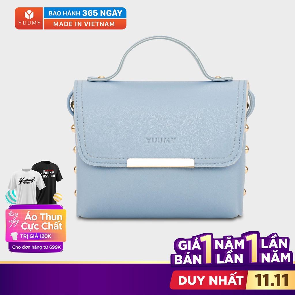 Túi đeo chéo nữ thời trang YUUMY YN59 nhiều màu