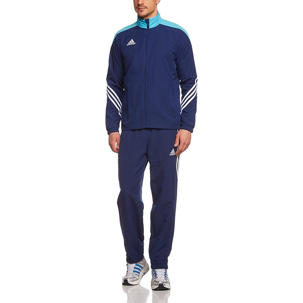 Bộ Quần áo gió Adidas Kinder Trainingsanzug Sereno 14