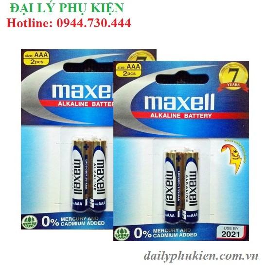 Pin Maxell AAA xịn