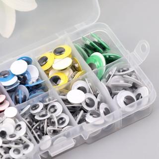 Set 500 Mắt Nhựa Làm Đồ Thủ Công thumbnail