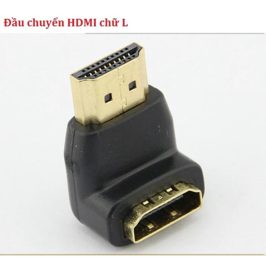 Đầu nối HDMI đổi góc chữ L Connect Adapter