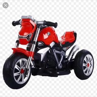 Xe máy điện trẻ em dáng thể thao