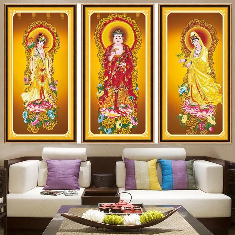 Tranh thêu chữ thập chưa thêu Tây Phương Tam Phật 3 Bức 30257,30258,30259 - 3224201 , 610707269 , 322_610707269 , 755000 , Tranh-theu-chu-thap-chua-theu-Tay-Phuong-Tam-Phat-3-Buc-302573025830259-322_610707269 , shopee.vn , Tranh thêu chữ thập chưa thêu Tây Phương Tam Phật 3 Bức 30257,30258,30259