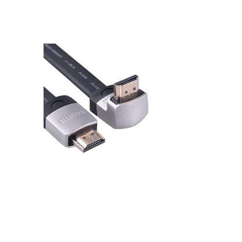 ⚡️[Chính Hãng]⚡️ Cáp HDMI bẻ góc 90 độ dẹt, mỏng CAO CẤP