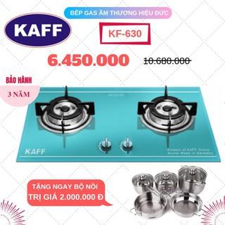 BẾP GAS ÂM KAFF KF-630
