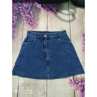 Chân váy Jean ngắn kute