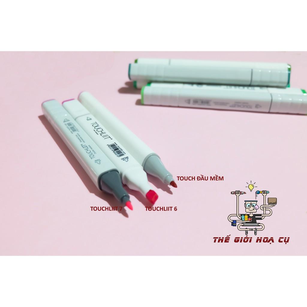 Bút marker touchliit 6 lẻ - 2917742 , 443835452 , 322_443835452 , 11000 , But-marker-touchliit-6-le-322_443835452 , shopee.vn , Bút marker touchliit 6 lẻ
