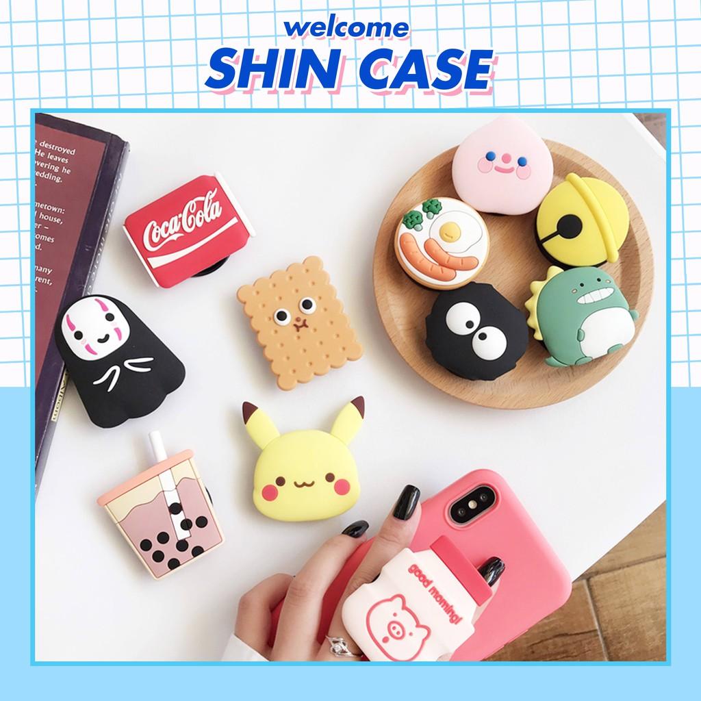 Giá Đỡ Chống Lưng Cho Phụ Kiện Tai Nghe Bluetooth Airpods i12 Iphone – Shin Case