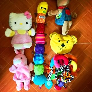 Combo đồ chơi giáo dục cho bé
