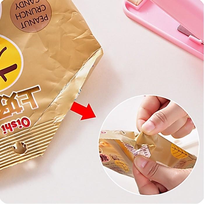 Máy hàn miệng túi mini tiện lợi loại mới chất lượng