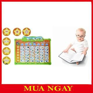 [Nhập TOYMAY giảm 10K Xu]Bảng học điện tử 6 trong 1 cho bé