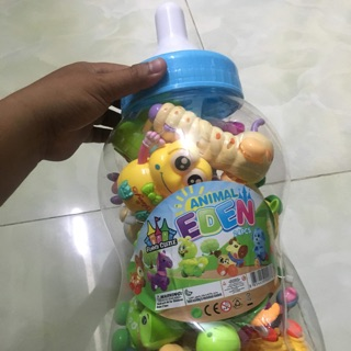 Bộ đồ chơi bình sữa Funny Castle