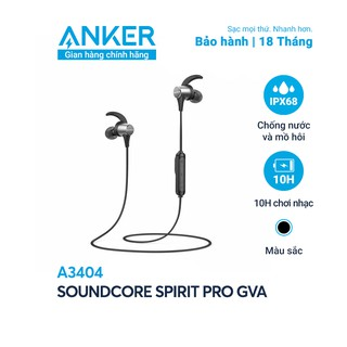 Tai nghe bluetooth SOUNDCORE Spirit Pro GVA (by Anker) - A3404