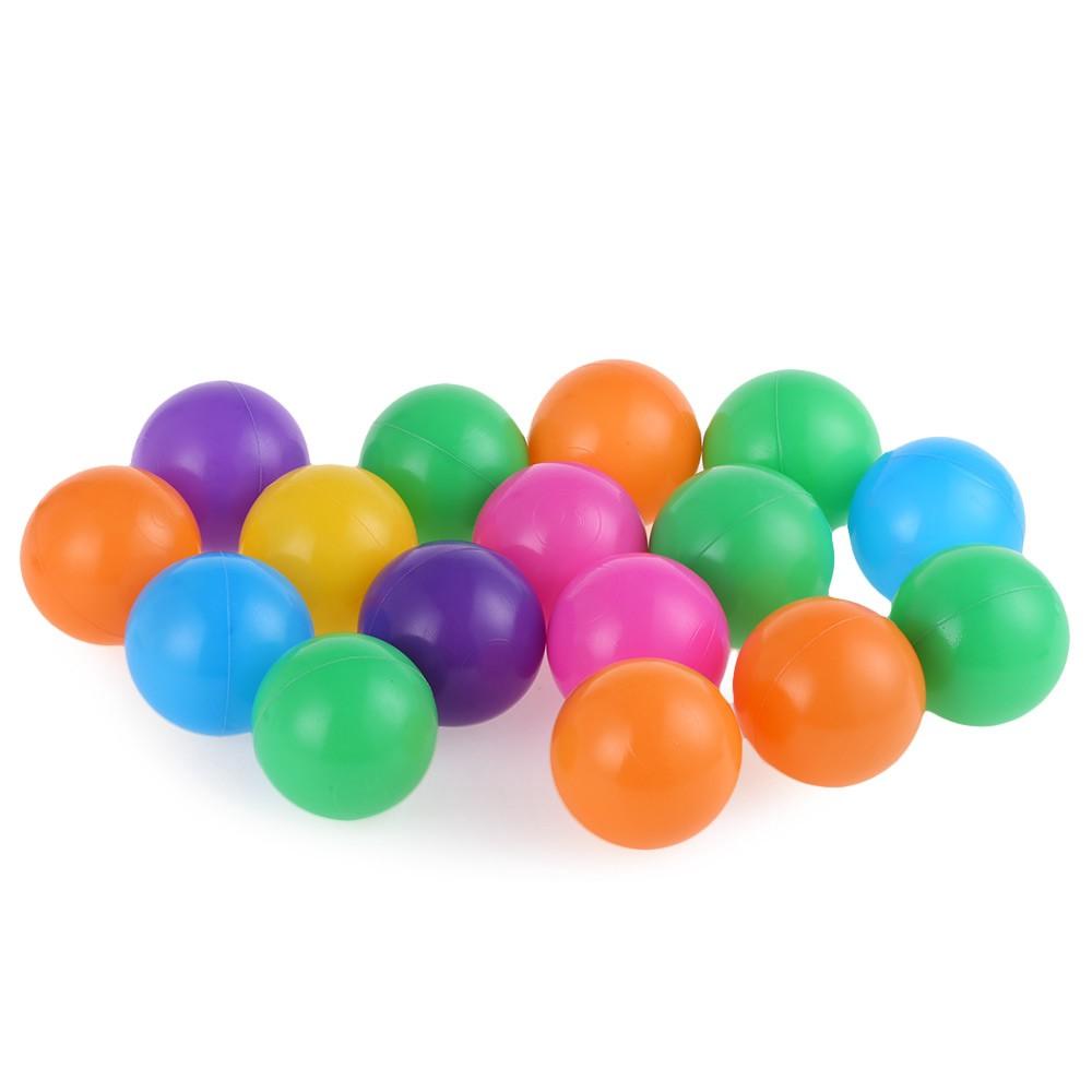 100pcs 5.5CM Baby Water Pool Ocean Wave Ball Toy