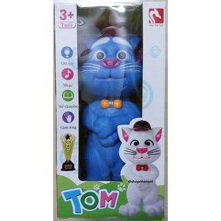 Mèo Talking Tom kể chuyện cho bé