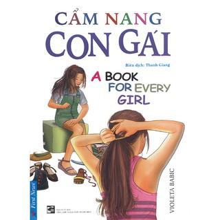 Sách - Cẩm Nang Con Gái thumbnail