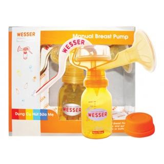 Máy hút sữa Wesser (V016)