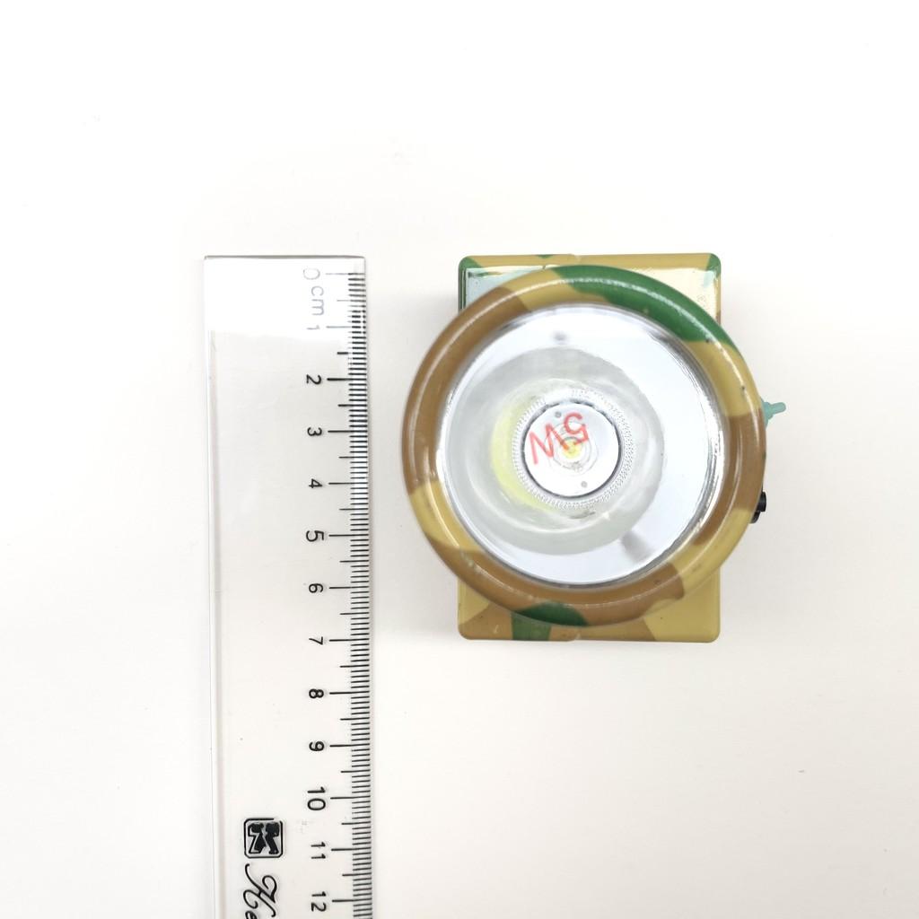 Đèn Pin Đội Đầu A2 Chiếu Xa Siêu Sáng Dung Lượng Pin Lớn - Đèn Đeo Đầu Rằn  Ri Kèm Sạc và Dây Đeo