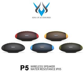 Loa bluetooth cao cấp Hopestar P5 công suất 6W, âm thanh cực hay, chống nước IPX5 (Màu ngẫu nhiên)