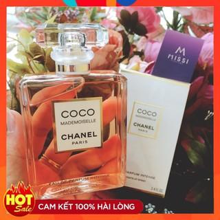 [FREE SHIP] Nước Hoa Nữ Coco Mademoiselle Intense 100ml, Nước hoa nữ thơm lâu, Mu i Ngo t Lưu hương 8h - Xi t La Mê thumbnail