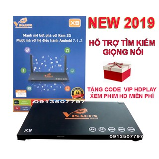 Android TV Box Vinabox X9 2018 7.1.2