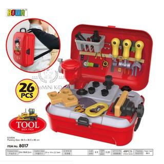 Balo bộ đồ chơi Công cụ sửa chữa