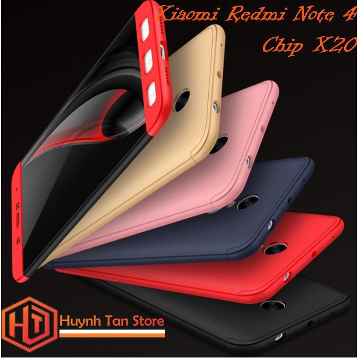 ỐP lưng Xiaomi Redmi Note 4 (Chip Helo X20) nhựa cứng Gkk 3 mảnh ghép bảo vệ 2 mặt - 2890511 , 1339141922 , 322_1339141922 , 99000 , OP-lung-Xiaomi-Redmi-Note-4-Chip-Helo-X20-nhua-cung-Gkk-3-manh-ghep-bao-ve-2-mat-322_1339141922 , shopee.vn , ỐP lưng Xiaomi Redmi Note 4 (Chip Helo X20) nhựa cứng Gkk 3 mảnh ghép bảo vệ 2 mặt