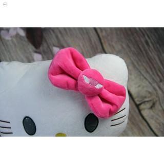 [CHUẨN]Gấu bông Oenpe hello kitty đeo nơ hồng chất liệu bông cao cấp, đáng yêu cho bạn gái