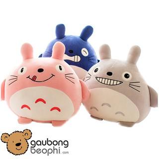 [HOT] Thú bông Totoro mịn hàng nhập kiểu dáng ngộ nghĩnh đáng yêu quà tặng đồ chơi cho bé (giao màu ngẫu nhiên)