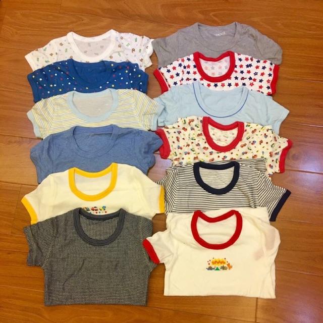 Áo phông cotton xuất Nhật