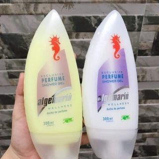 Sữa tắm cá ngựa Đức Algemarin perfume 300ml thumbnail