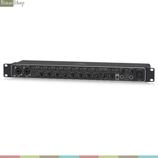 Sound card thu âm USB 18 cổng Behringer U-Phoria UMC1820