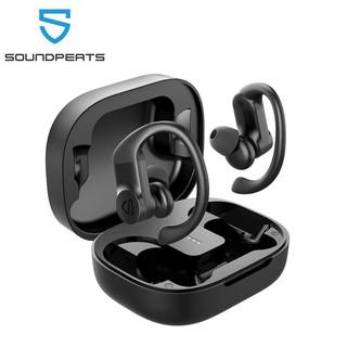 Tai Nghe Không Dây SoundPEATS TrueWings Bluetooth 5.0 Móc Cài Qua Tai Thể Thao Driver 13.6mm IPX7