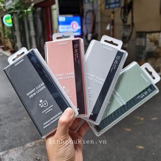 Bao da Clear View Cover Samsung Galaxy Note 20/ Note 20 Ultra/ Ultra 5G chính hãng