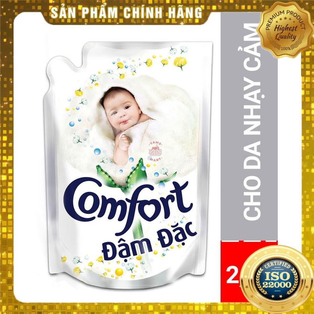 [ Yams Mart ] Túi nước xả vải đậm đặc Downy dịu nhẹ hương sả 1.6lit