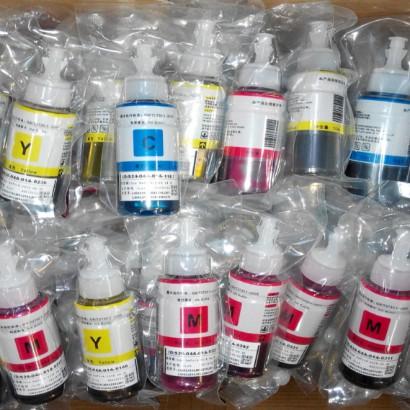 Combo 20 chai mực đổ cho EPSON L100, L110, L200, L210, L300, L310