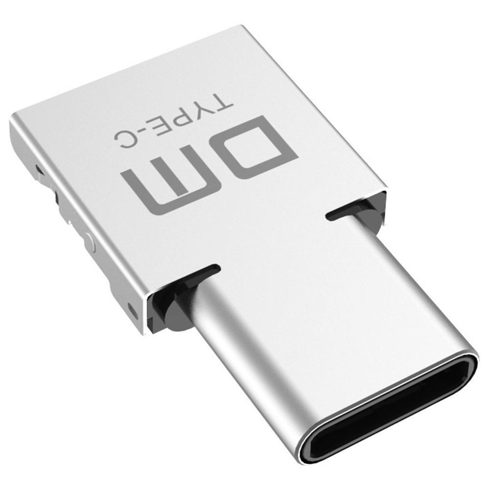 [CARE] DM MINI TYPE-C Adaptor Adapter Turn Regular USB into Type-C USB Flash Drive Giá chỉ 11.250₫