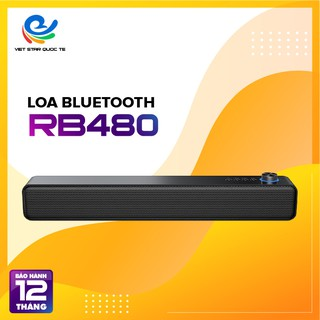 Loa Bluetooth Để Bàn ROBOT RB480 Công Suất 10W Pin 1200mAh - BẢO HÀNH 12 THÁNG