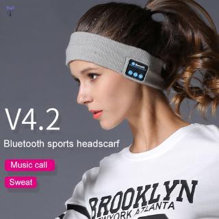 Tai nghe dạng băng đô Bluetooth không dây 10m phong cách thể thao