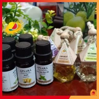 [Giá sốc] [Lẻ=sỉ 20 mùi] Combo 2 tinh dầu thiên nhiên lọ 10ml khử mùi và thư giãn nhiều mùi như sả chanh, cà phê,…