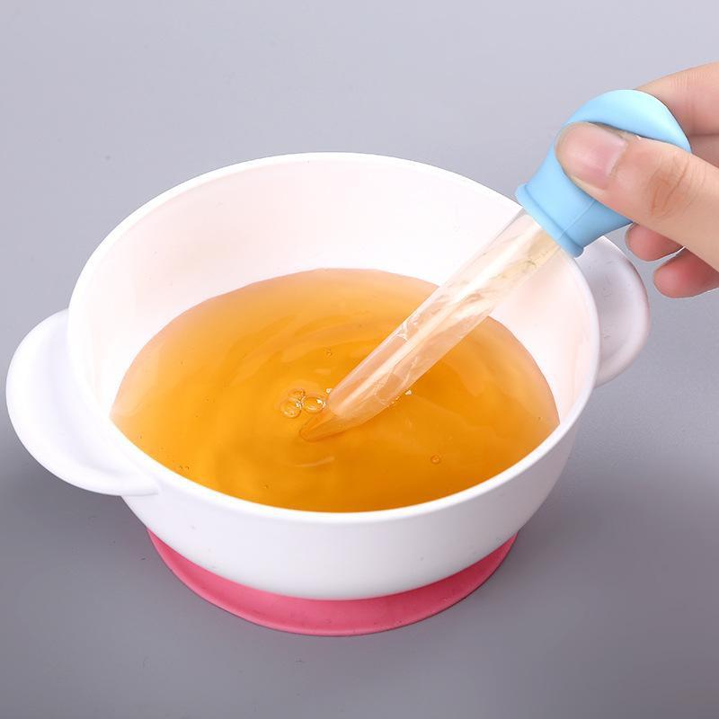 Ống hút sữa, bón thuốc loại 5ml cho bé